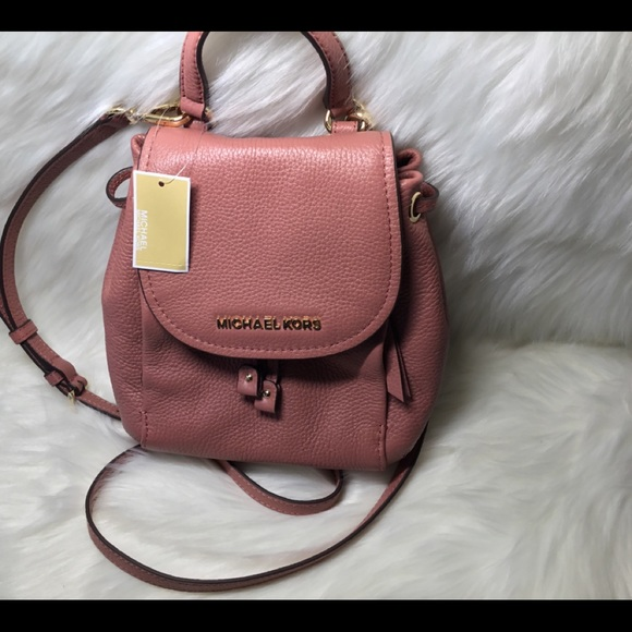 38d4133fe659 Michael Kors Bags | Nwt Riley Small Flap Pack Cross Body | Poshmark